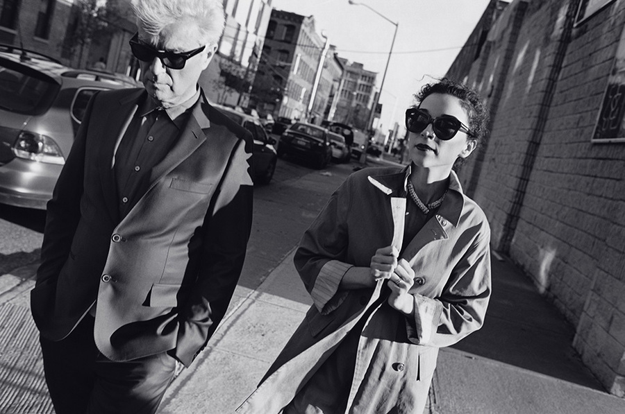 David Byrne and St Vincent