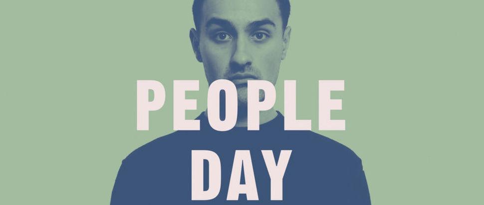 Jamie Demetriou: People Day