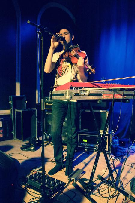 Owen Pallett @ Band On The Wall, Manchester, 12 Aug