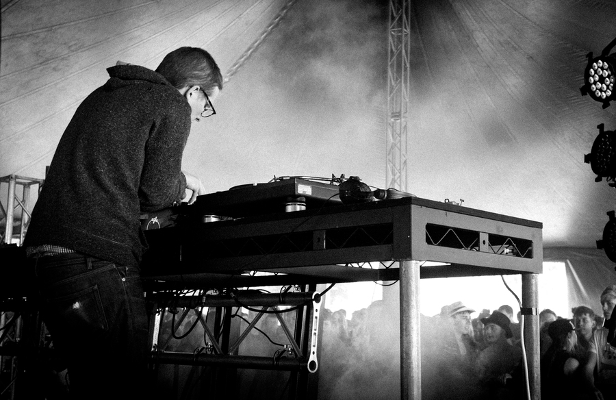 Floating Points at Beacons 2013