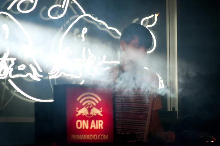 James Holden at Beacons 2013