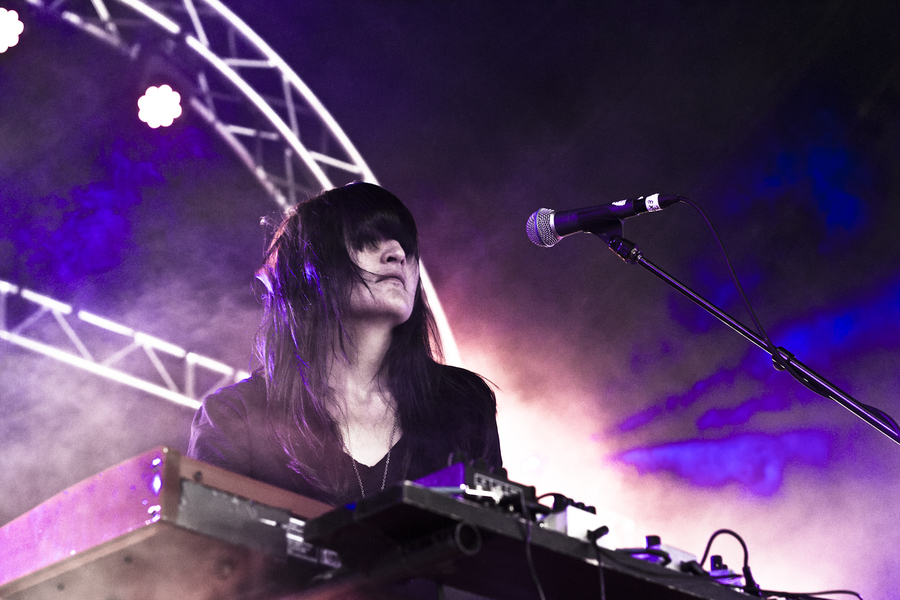 Moon Duo at Beacons 2013