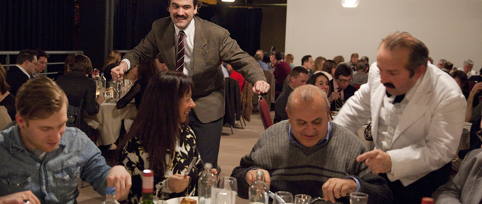 Faulty Towers: The Dining Experience @ B'est Restaurant