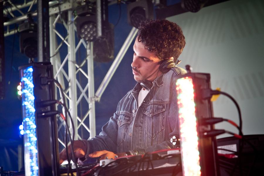 Dauwd at Beacons 2013