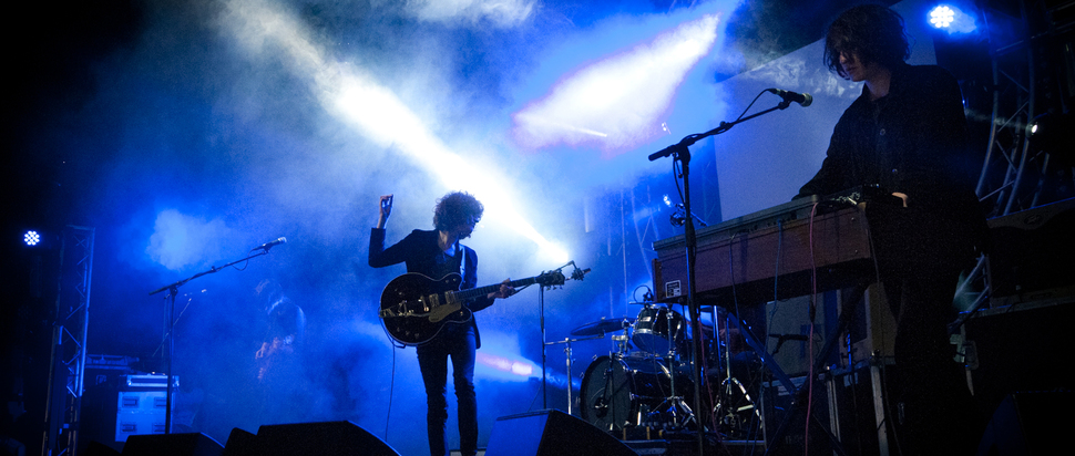 Temples at Beacons 2013