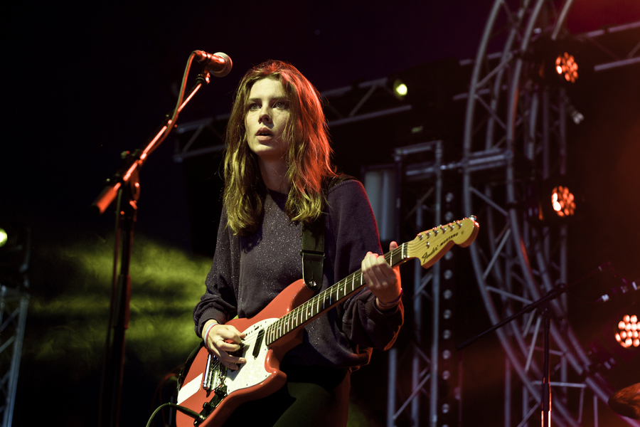 Wolf Alice at Beacons 2013