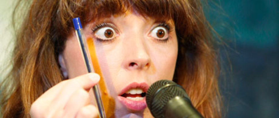 Bridget Christie: A Bic for Her