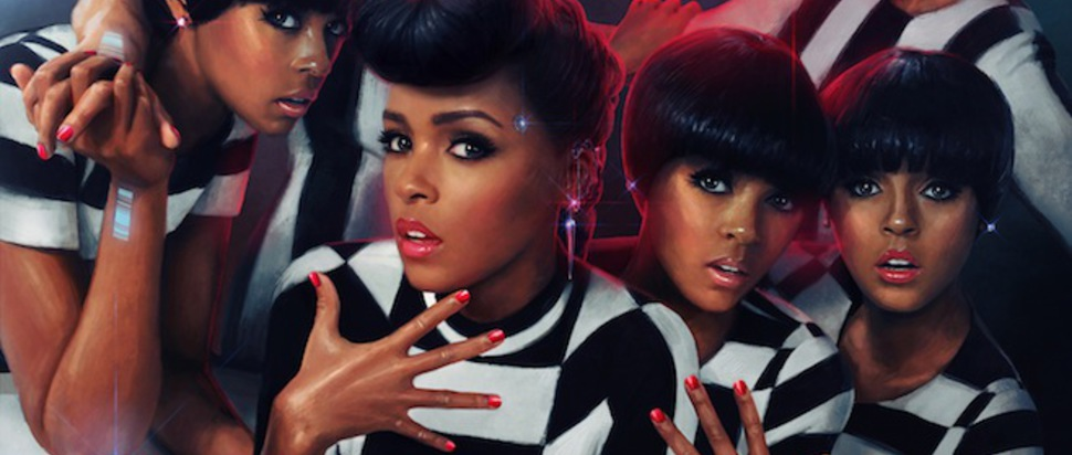 Janelle Monae – The Electric Lady