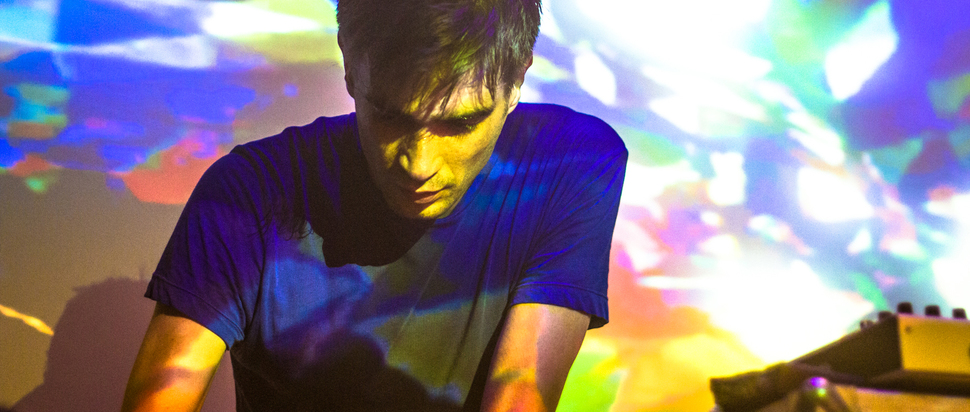 Jon Hopkins @ Gorilla, 24 Sep