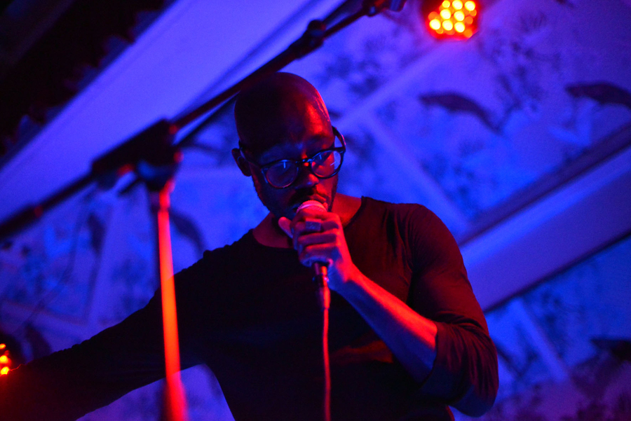Ghostpoet @ Deaf Institute, Manchester, 19 October