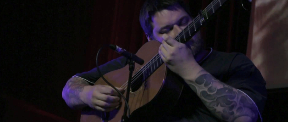 RM Hubbert Aidan Moffat video still
