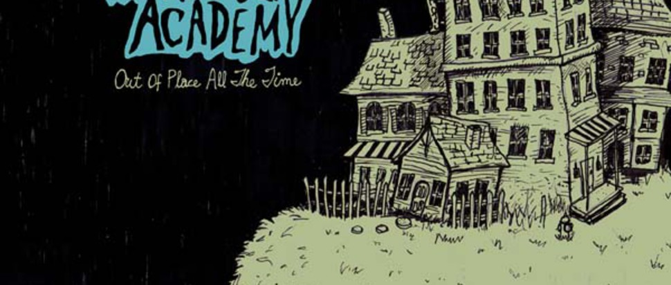 American Werewolf Academy – Out Of Place All The Time