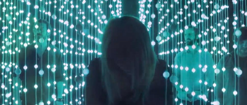 Fauns lights video still