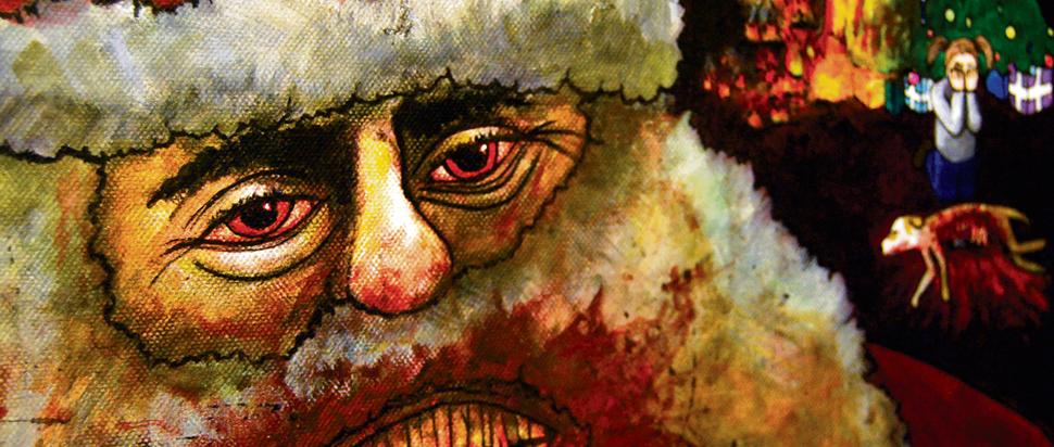 Christmas Card 2013 - Darren Cullen