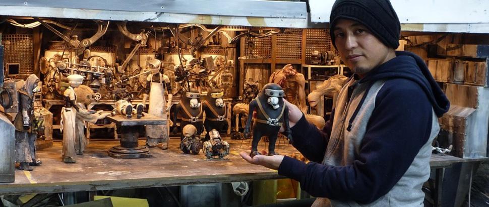 Yamiken, director of Junk Head 1