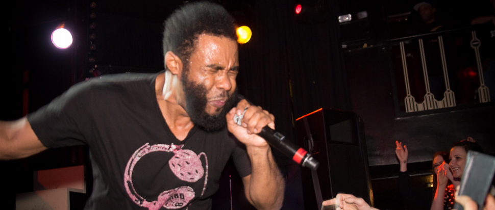 Pharoahe Monch @ The Kazimier, 19 Feb