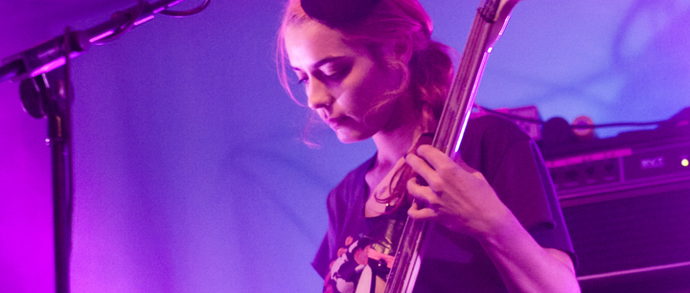 Warpaint @ O2 Academy, Liverpool, 20 Feb