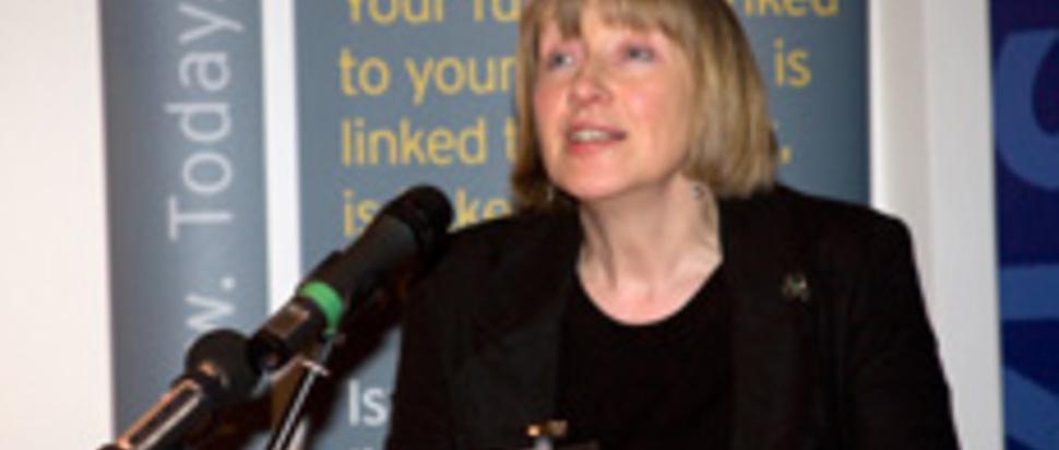 Eleanor Livingstone, StAnza Festival Director
