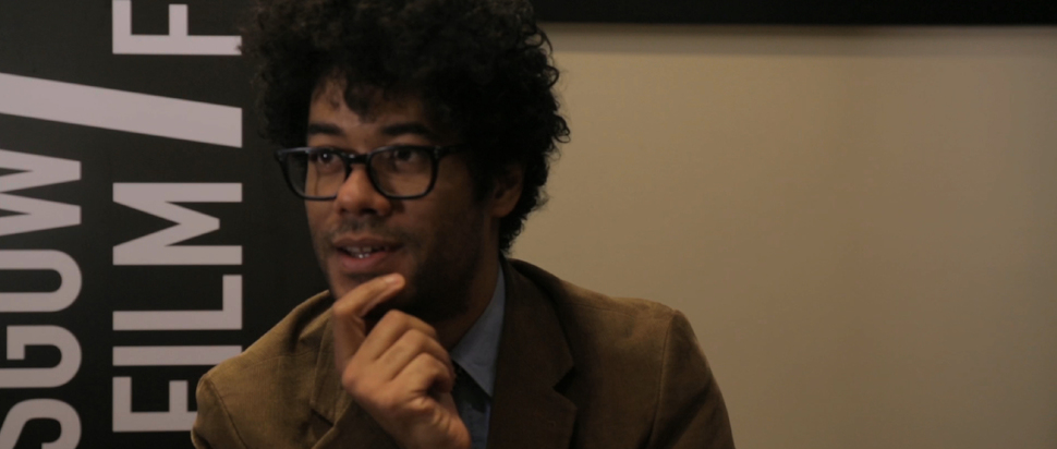 Richard Ayoade video still