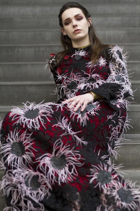 ECA Fashion Graduates 2014: Kirsty Frew