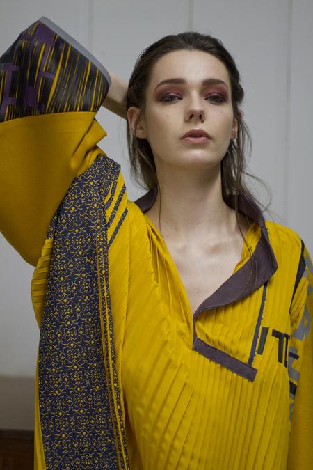 ECA Fashion Graduates 2014: Salwa McGill