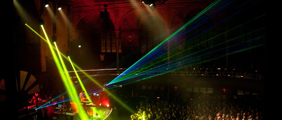 Wild Beasts @ Albert Hall, Manchester, 26 Mar