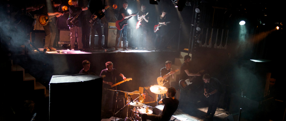Ex-Easter Island Head @ The Kazimier 20 Apr