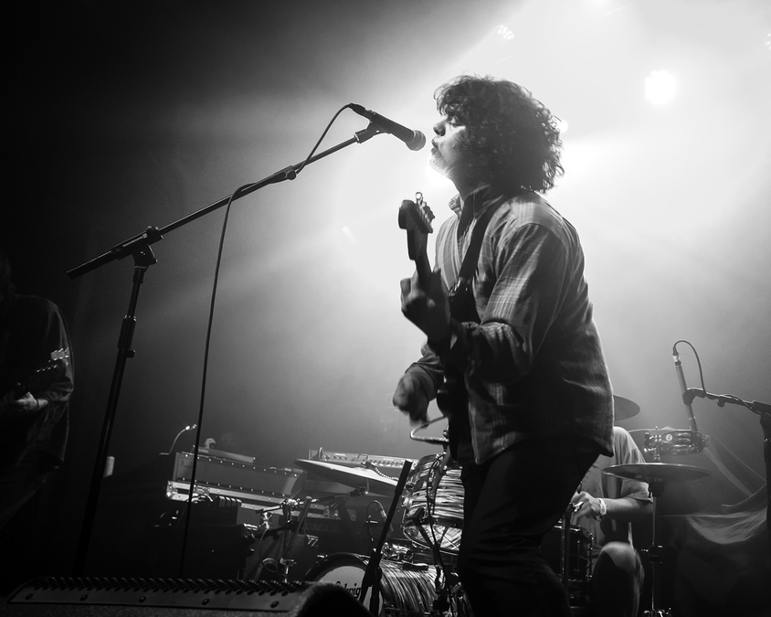 Liverpool Sound City 2014 – The Districts