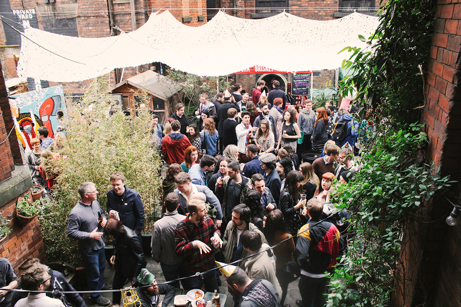 Sounds from the Other City 2014 – Islington Mill