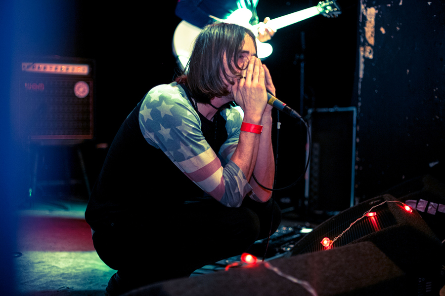 Manchester Psych Fest 2014 – Purple Heart Parade
