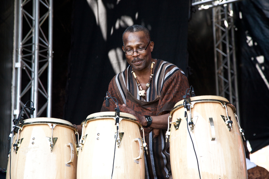 Africa Oyé 2014 – Abdoulaye Samb & Minnjiaraby