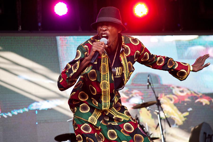 Africa Oyé 2014 – Jupiter & Okwess International