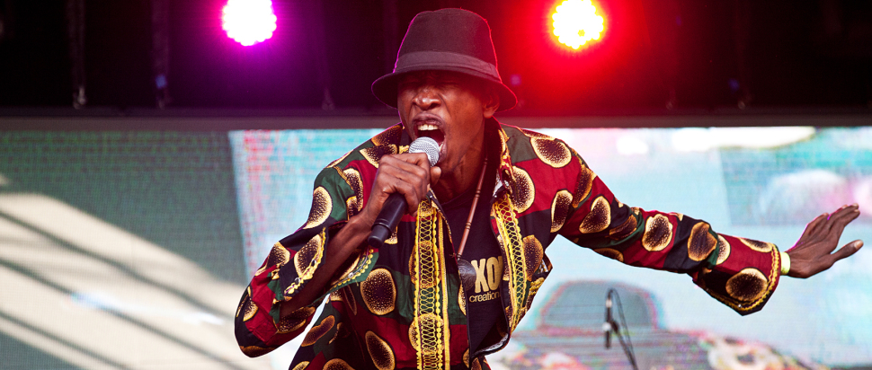 Africa Oyé 2014 – Jupiter & Okwess International