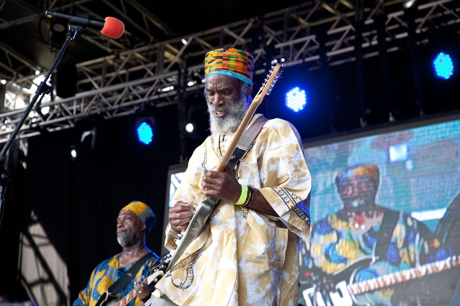Africa Oyé 2014 – Misty in Roots