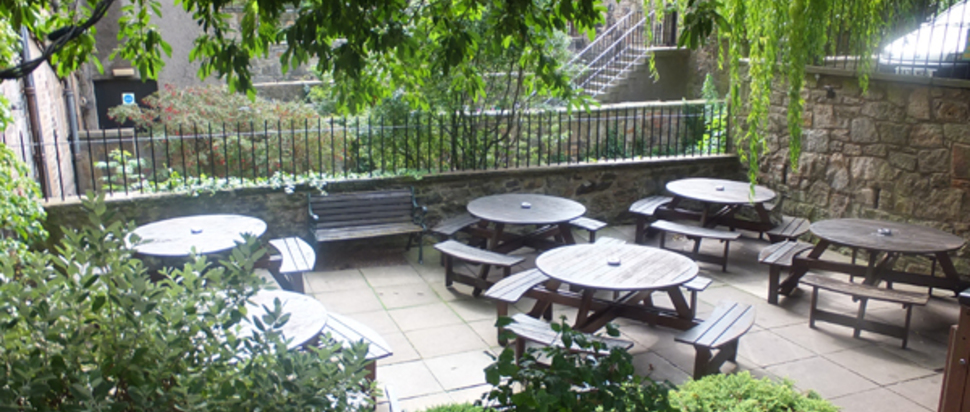 Edinburgh Beer Garden Guide - The Skinny