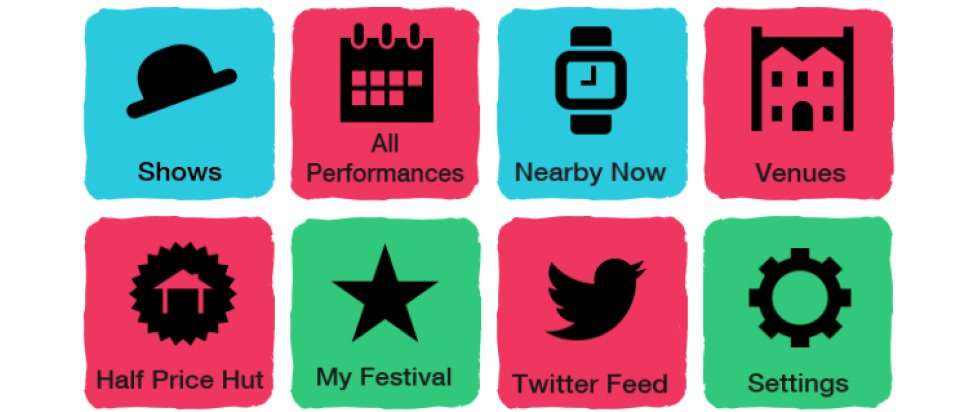 Digital tools for a smooth festival ride