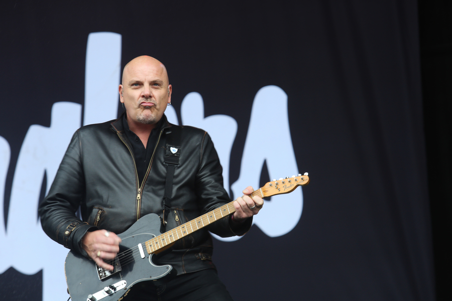 The Stranglers on the Main Stage