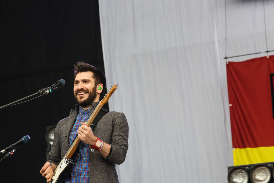 Twin Atlantic on the Main Stage