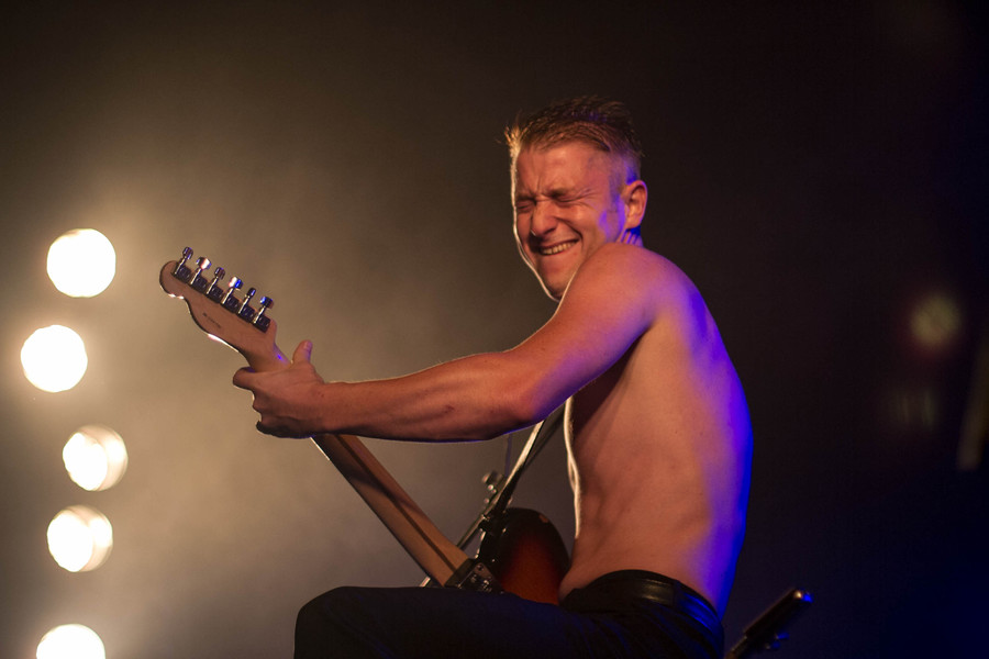 The Amazing Snakeheads on BBC Introducing