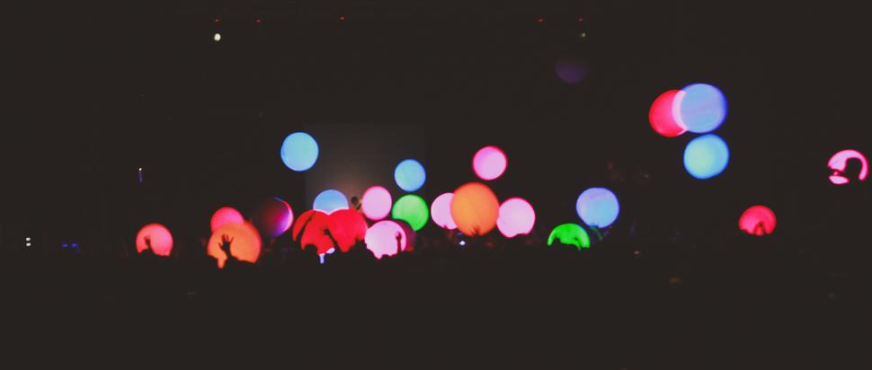 Jon Hopkins @ Beacons Festival 2014