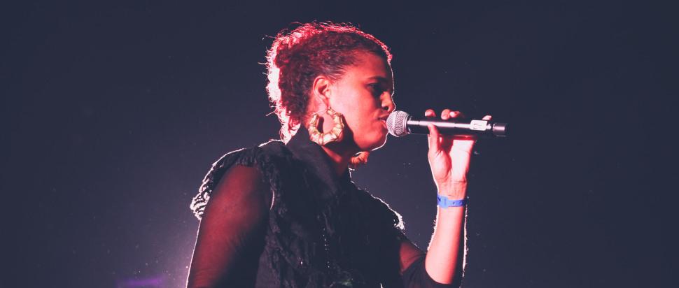 Neneh Cherry @ Beacons Festival 2014