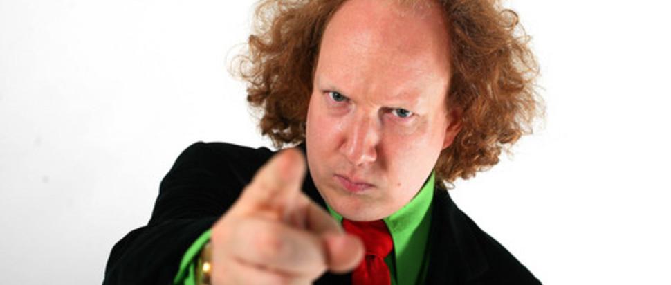 Andy Zaltzman: Satirist For Hire @ The Stand
