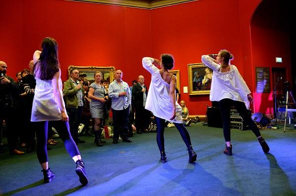 Neu! Reekie! - Titian, National Gallery of Scotland