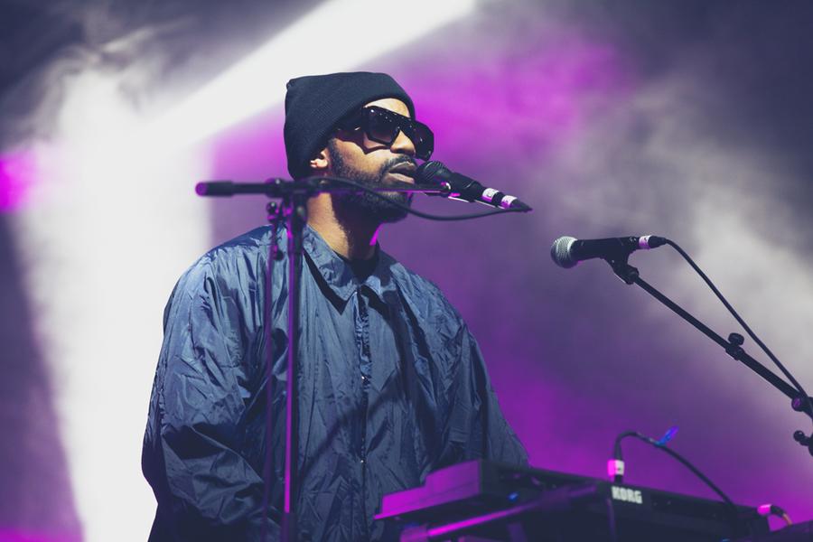 Dam-Funk @ Beacons Festival 2014