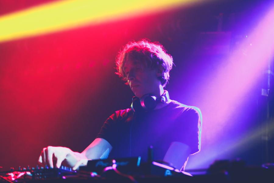 Daniel Avery @ Beacons Festival 2014