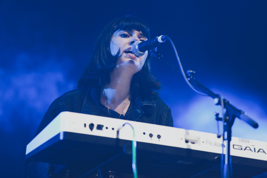 The Pains of Being Pure at Heart @ Beacons Festival 2014