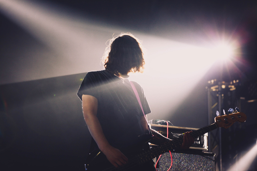 The Wytches @ Beacons Festival 2014