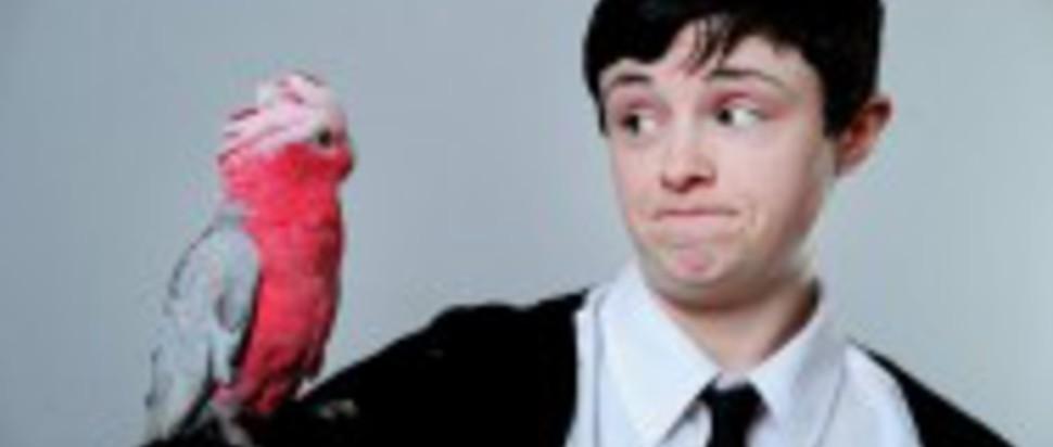 Demi Lardner: Birds with Human Lips