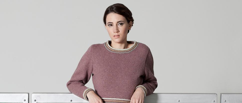 Jade Starmore - GSA MDes Fashion