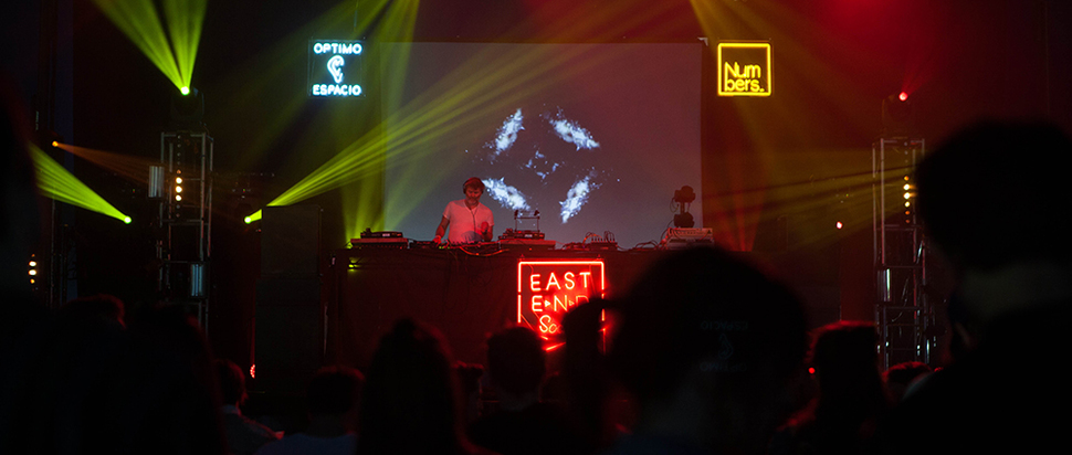 James Murphy at the Last Big Weekend, Sunday 31 Aug